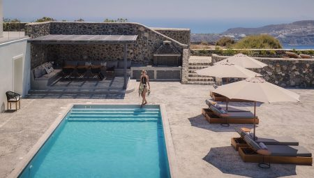 Nafsika Estate Villa Santorini 18