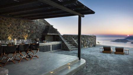 Nafsika Estate Villa Santorini 55