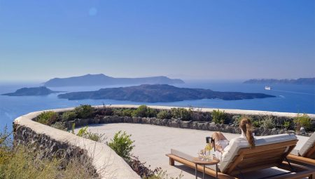 Nafsika Estate Villa Santorini 7
